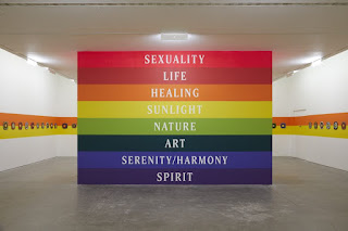 Polly Apfelbaum at Ikon Gallery