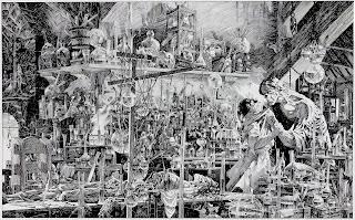 Cap'n's Comics: Best Frankenstein by Berni Wrightson