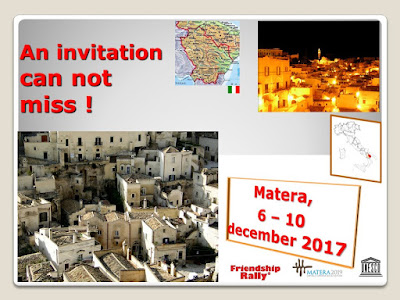 Matera (Basilicata region), a nice city in the south of Italy