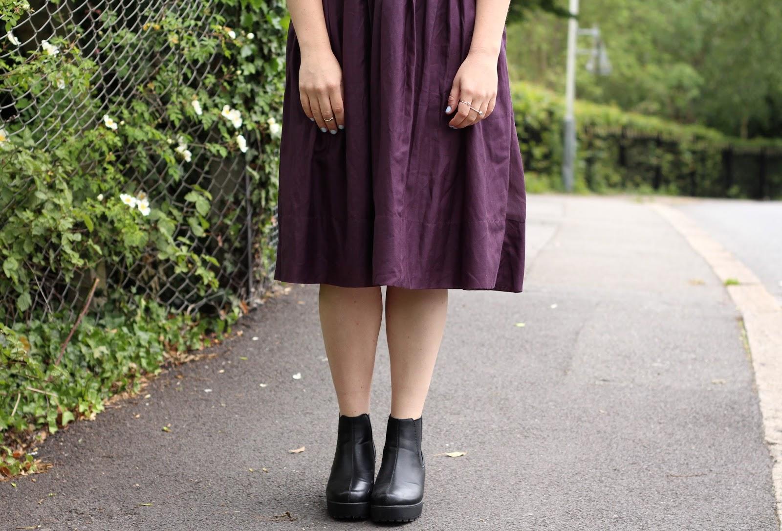 Thrifted Summer Dress