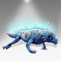 Ice Lizard - Pirate101 Hybrid Pet Guide