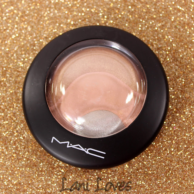 Future MAC - Otherearthly Mineralize Skinfinish Swatches & Review
