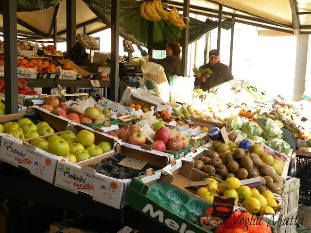 Venezia mercato di Rialto
