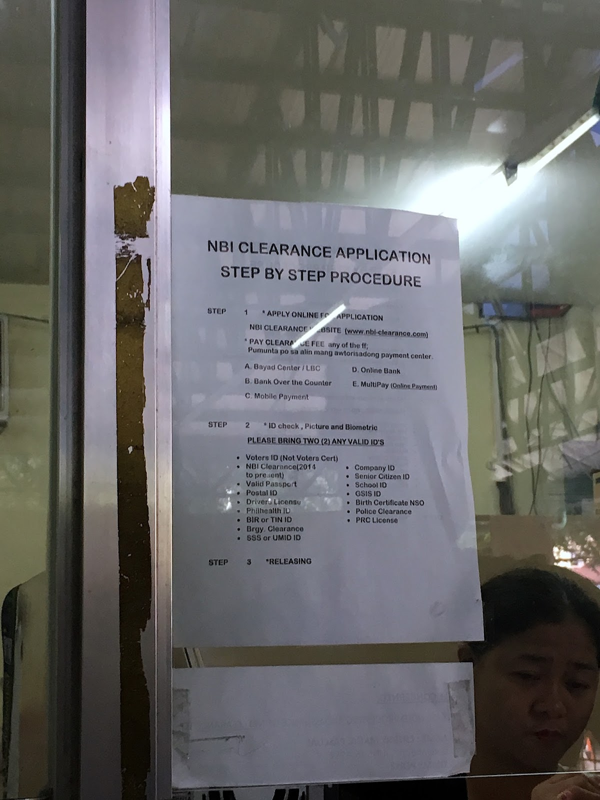 NBI CLEARANCE at the QUEZON CITY HALL: WHAT TO EXPECT | Food In The Bag