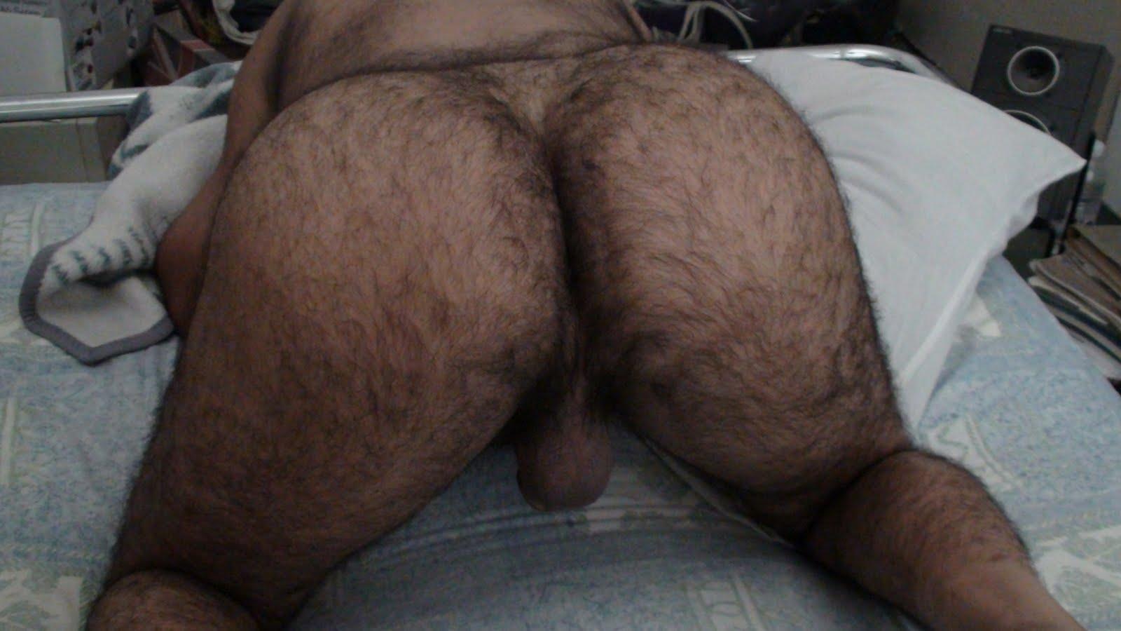Naked Hirsute 43