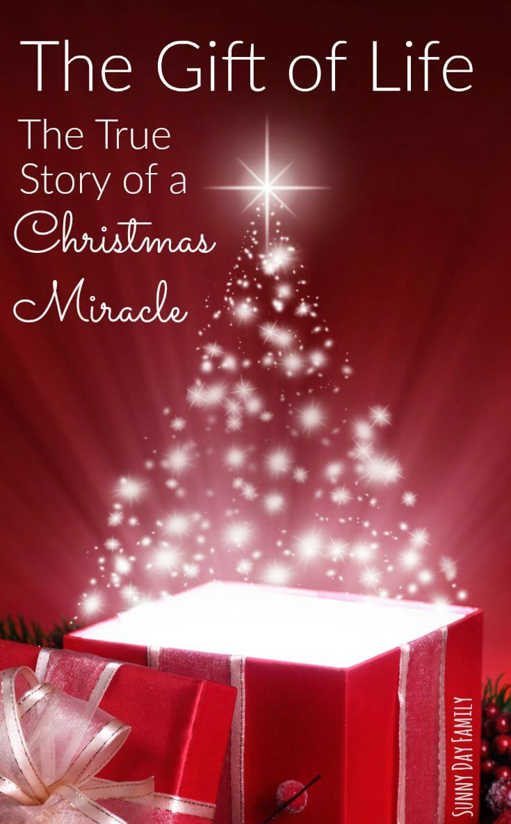 The true story of a Christmas miracle. My family was forever changed one Christmas Eve by the kindness of a stranger we will never know.