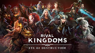 Rival Kingdoms v1.44.0.3744 Mod Apk