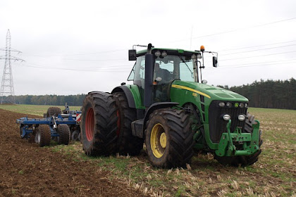 Pengolahan Tanah Pada Lahan Pertanian