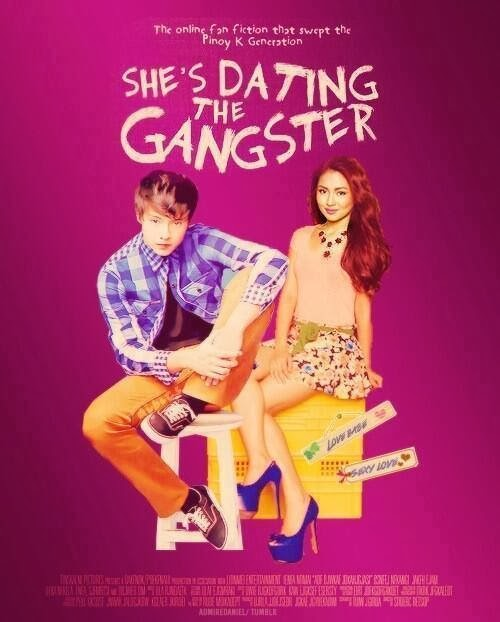 Shes dating the gangster wattpad kathniel love