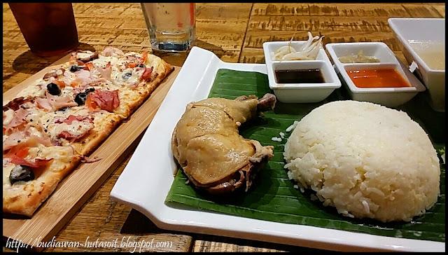 Urban Food Hall Paragon Mal Gurney Penang Wisata Kuliner Populer