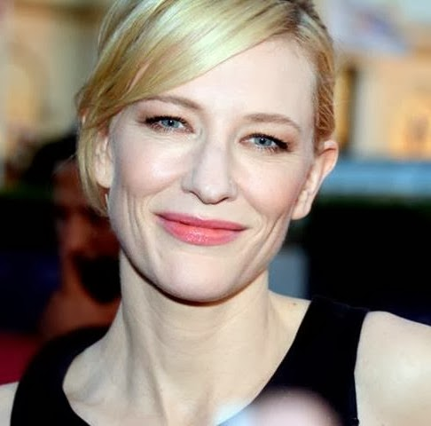 Cate Blanchett wins Best Actress Oscar at the 2014 Academy Awards for Blue Jasmine
