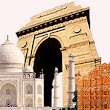 A concoction of different cultures and colors- The Golden Triangle tours.