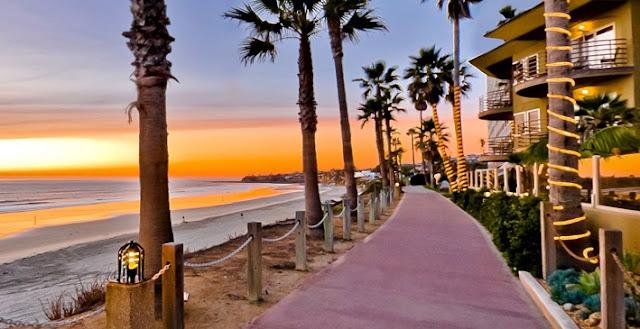 Hospedagens no mês de janeiro em San Diego