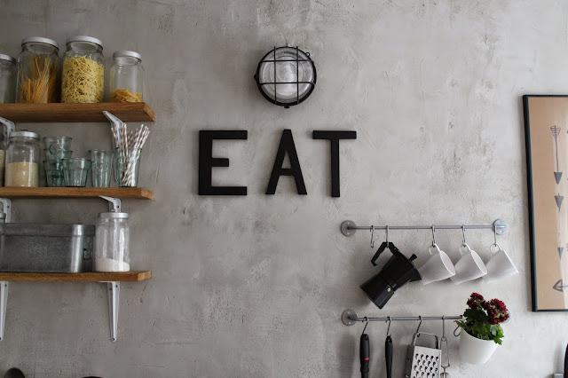 Jak Uzyskać Efekt Betonowej ściany Design Or Breakfast