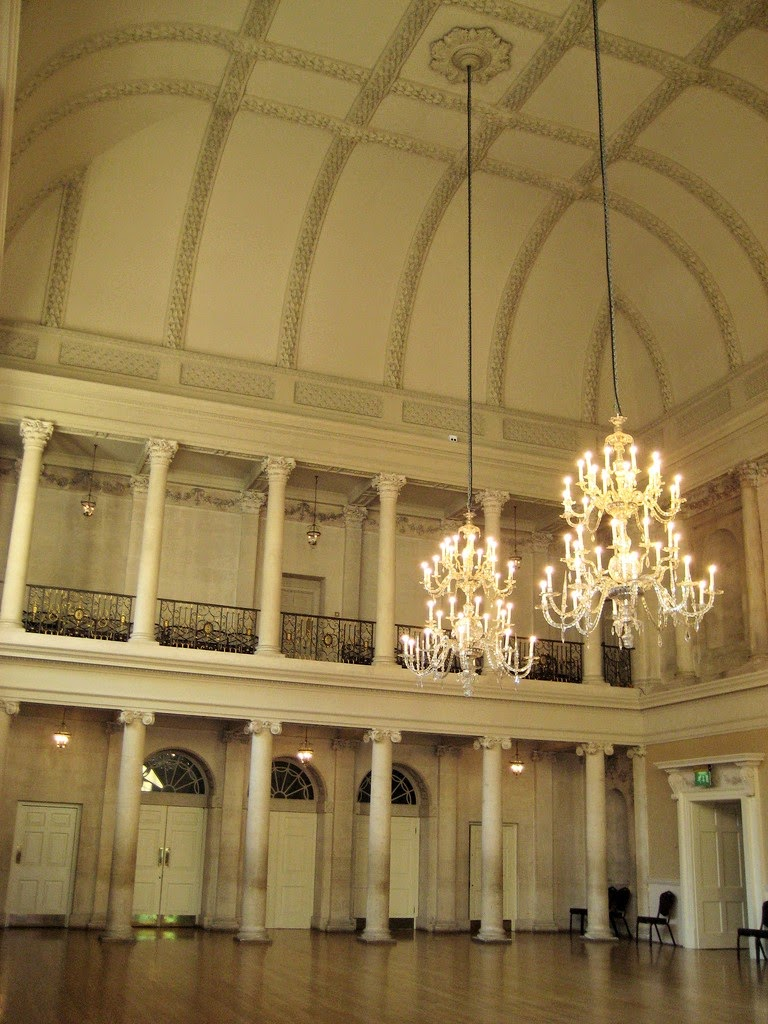 The Tea Room, Assembly Rooms, Bath