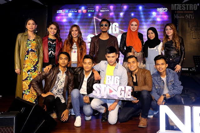 BIG STAGE BAKAL PERCATURAN BBNU - maestromediamy