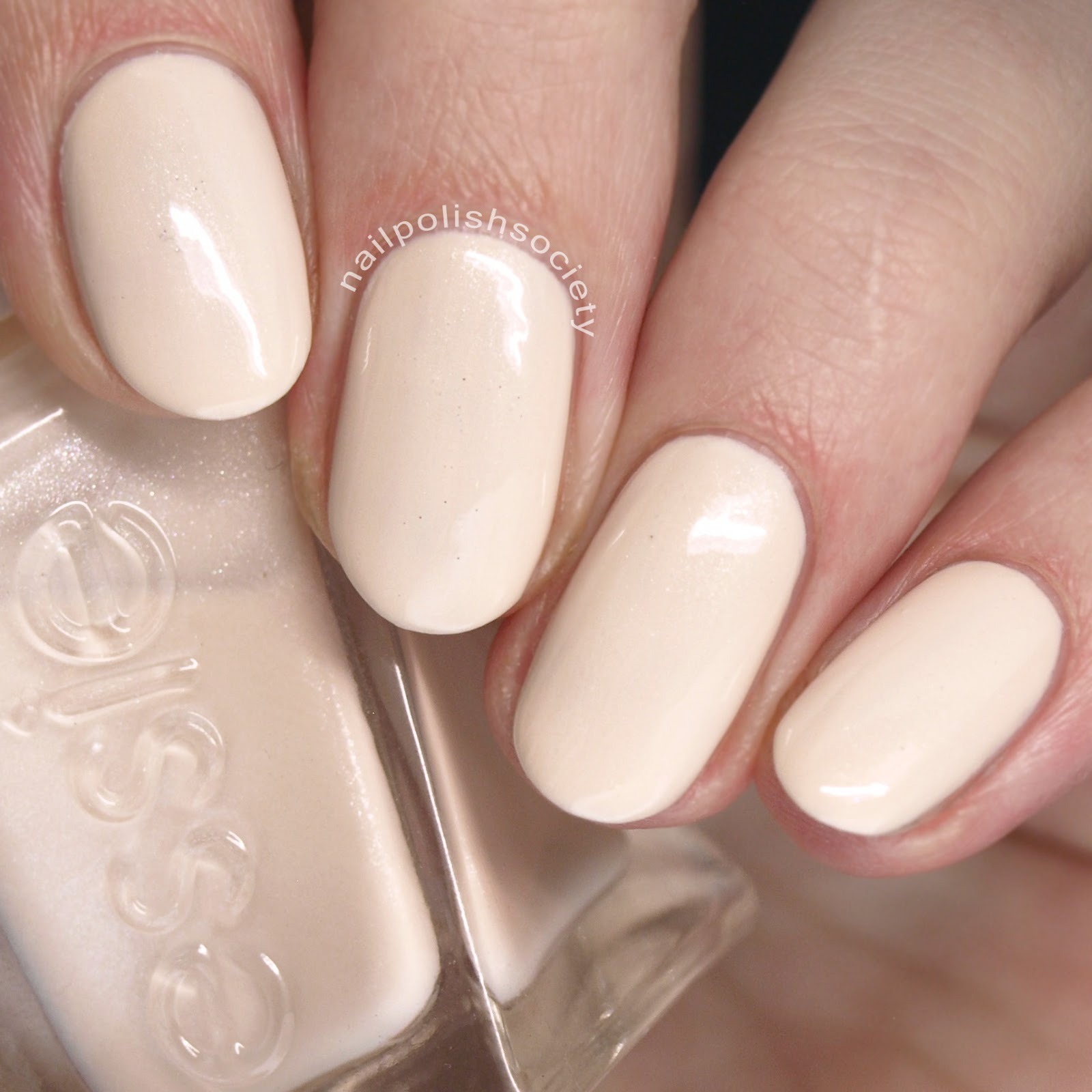 Nail Polish Society: Essie Gel Couture Ballet Nudes Collection