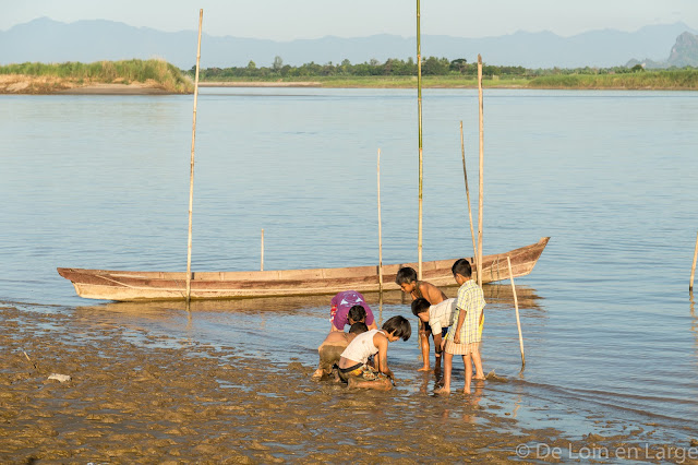 Hpa An - Myanmar Birmanie