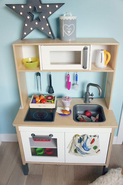 Zabawkowa kuchnia Duktig z Ikea  czy warto kupić? Moja   -> Kuchnia Ikea Dzieci
