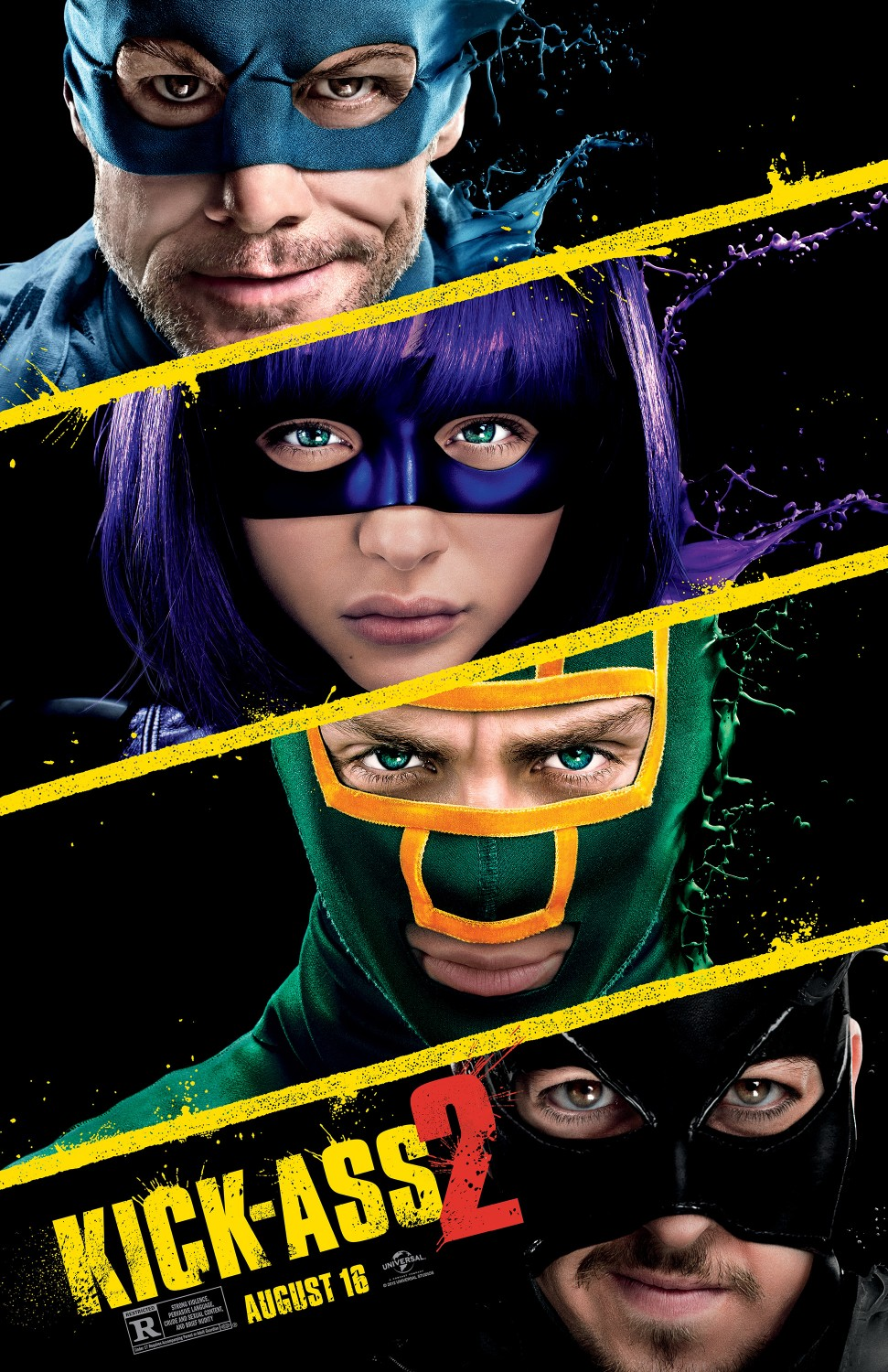Kick-Ass 2 (2013) ταινιες online seires oipeirates greek subs