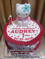 Hello Kitty Ulang Tahun Murah dan Lucu