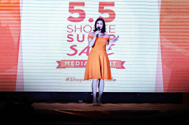Shopee Announces Anne Curtis as First Brand Ambassador, Kicks off 5.5 Shopee Super Sale
