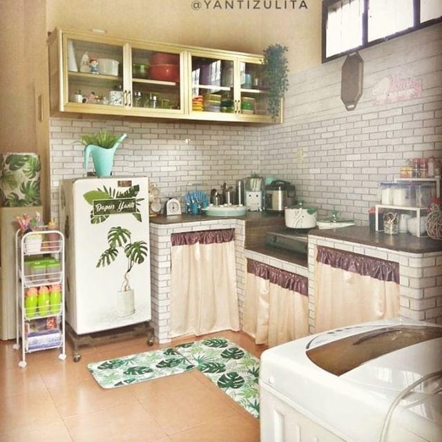 20 Desain Dapur Outudor Minimalis Sederhana Rumah Inspirasi Dan
