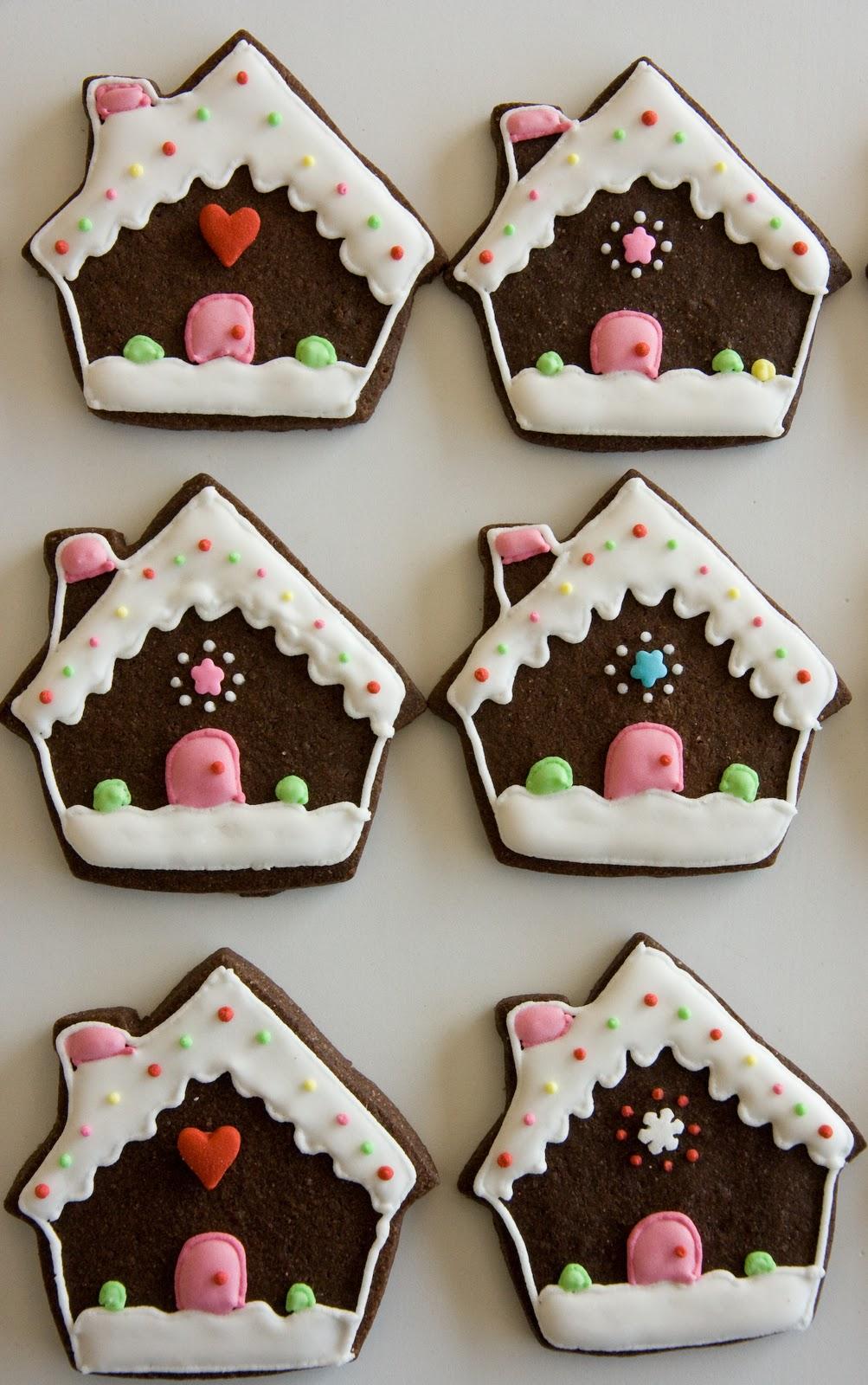 Imagenes De Galletas De Navidad Decoradas.Xocolat And Co Galletas Decoradas De Navidad I