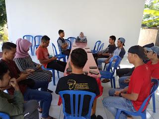 Tiga Karang Taruna Kecamatan Lembar Inisiasi Pawai Takbir Ramadhan