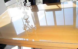 стеклянная столешница для кухонного стола