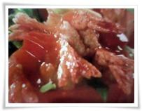 Kakap Merah Bungkus Bokcoy