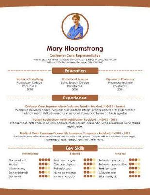 Primer izrade CV-a