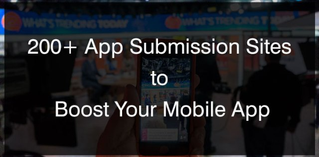 200+ App Submission Sites to Boost Your Mobile App : eAskme