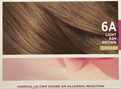 Thuốc nhuộm tóc Loreal Excellence Creme 6A hàng Mỹ xách tay www.huynhgia.biz