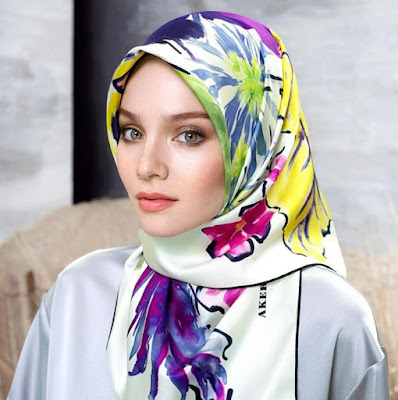 koleksi hijab turki awal tahun 2017