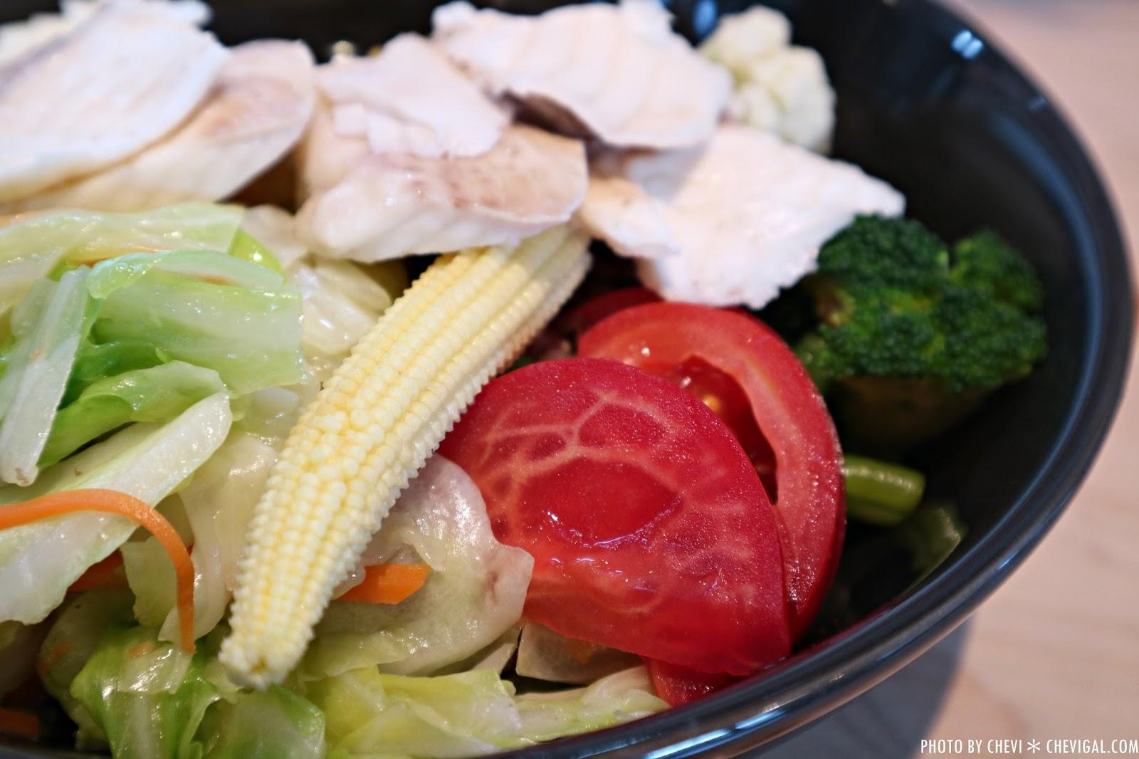 IMG 9609 - 糧倉 纖健水煮,隱身在柳川西路的文青小店。清爽水煮料理讓你吃到鮮甜原味