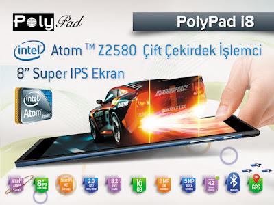 PolyPad i8 hakkında görüşlerim