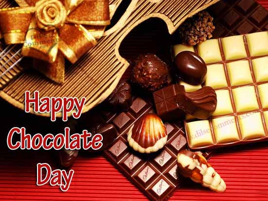 Happy chocolate day wallpapers 2019 tasty chocolates photo