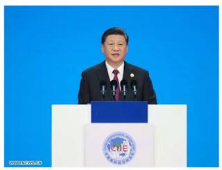 China promotes free trade amid US trade war