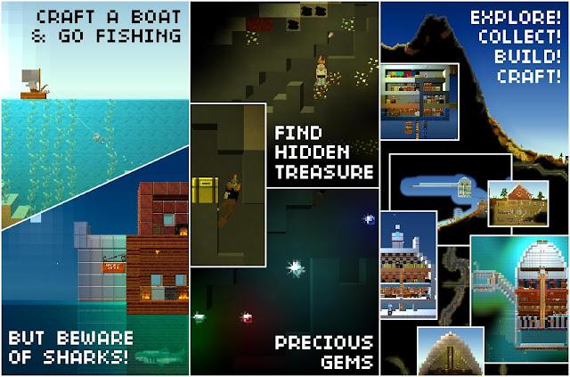 The Blockheads APK For Android - Game Petualangan Seru