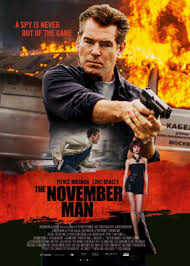 The November Man 300MB Hindi - English Movie Download (Dual Audio)