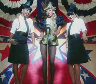 Keri Hilson and The Andrew Sisters