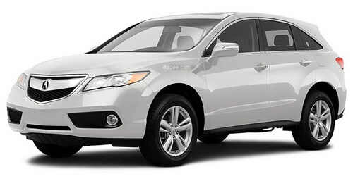 2014 Acura RDX Prices, Reviews and Pictures