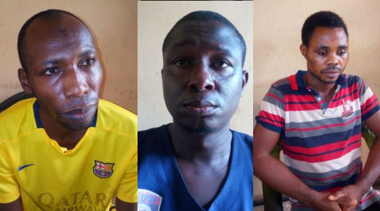 NDLEA arrests two barons, Dangote driver in Edo(Photos) - EOnlineGH.Com