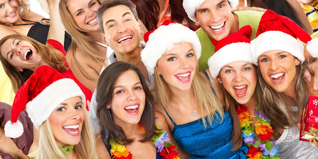 Christmas Party HD Wallpapers Download Free
