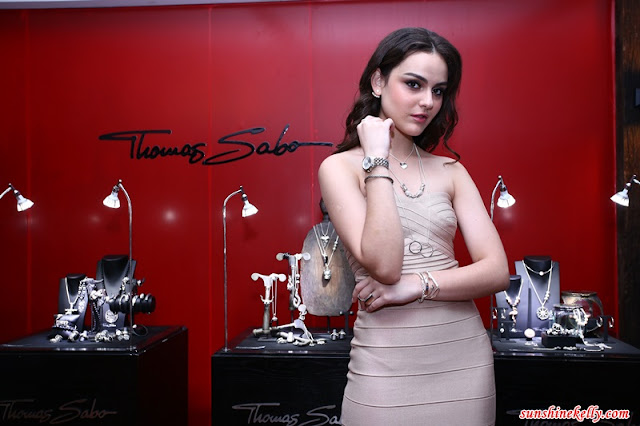 Thomas Sabo Spring Summer 2016, Thomas Sabo, Thomas Sabo Malaysia, Ciao Ristorante, Rebel At Heart, Lotus, Dream Catcher, Thomas Sabo Girls, Thomas Sabo Watches, Karma Beads, Love Bridge