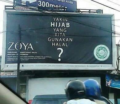Strategi promosi hijab halal zoya