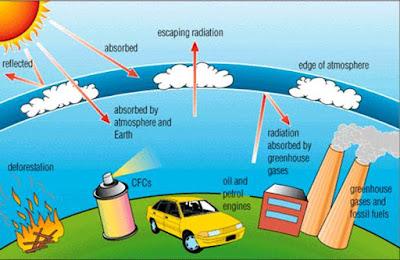 Banyak sekali perbincangan hangat seputar pemanasan global atau global warming simpulan akhi Cara Mencegah Pemanasan Global Dalam Kehidupan Sehari - Hari