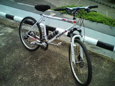 Dokter Sepeda Magelang: FOTO sepeda Anda