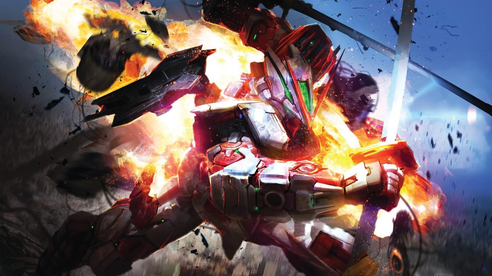 Gundam holique gundam hd wallpaper astray red frame - Gundam wallpaper hd ...